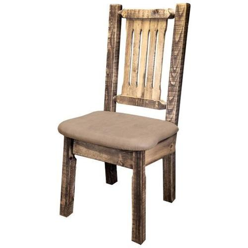 Homestead Collection Dining Side Chair, Stain and Lacquer Finish