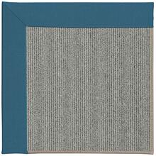 Creative Concepts Plat Sisal Spectrum Peacock Machine Tufted Rugs