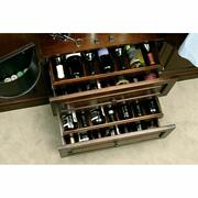 695-081 Bar Devino II Wine & Bar Console Product Image