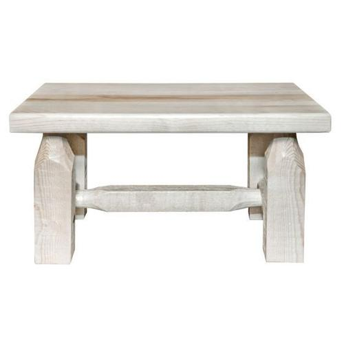 Montana Woodworks - Homestead Collection Footstool