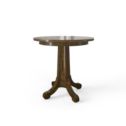 "Hillside 32"" Bistro Table - Chestnut"
