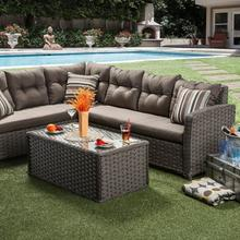See Details - Moura Patio Sectional