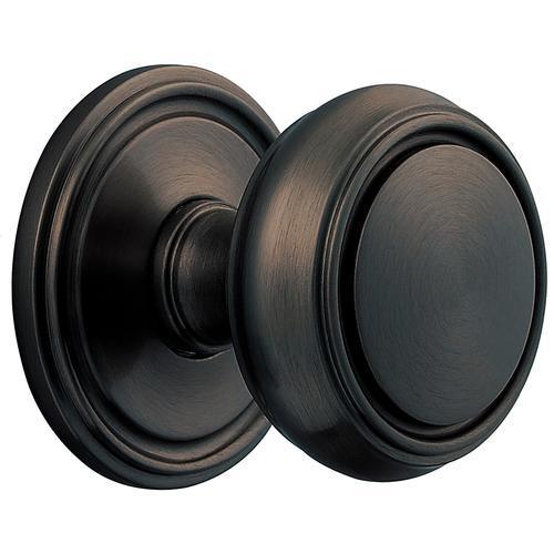 Baldwin - Oil-Rubbed Bronze 5068 Estate Knob