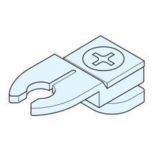Bottom Stopper for Fd30-f Folding Door System