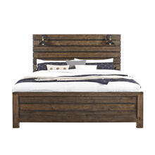 S290  King or Queen Bed - Dakota