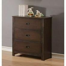 ACME Hector Chest - 38028 - Antique Charcoal Brown