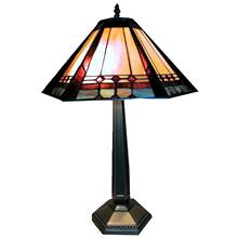View Product - Mission Style Table Lamp