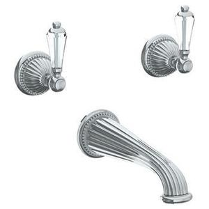 Wall Mounted 3 Hole Bath Set Product Image
