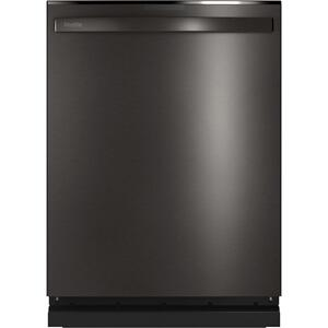 GE Profile™ Top Control with Stainless Steel Interior Dishwasher with Sanitize Cycle & Twin Turbo Dry Boost Product Image