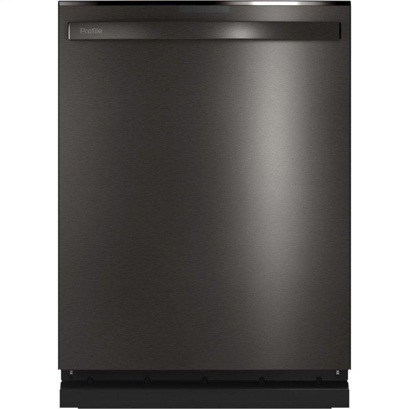 Top Control with Stainless Steel Interior Dishwasher with Sanitize Cycle & Twin Turbo Dry Boost