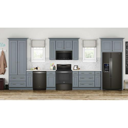 Gallery - 5.3 cu. ft. Whirlpool® electric range with Frozen Bake™ technology