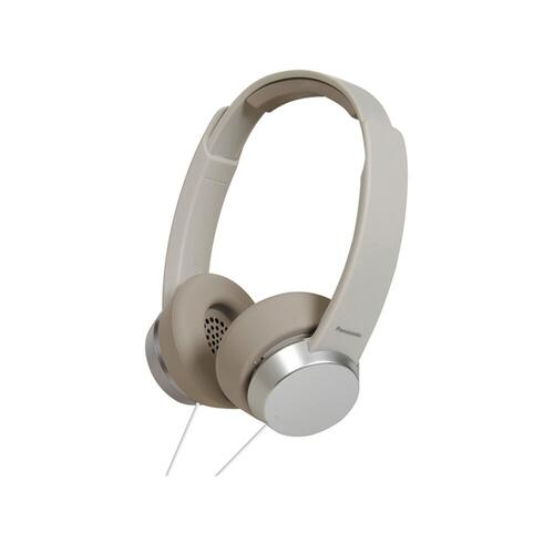 Street Style Monitor Headphones - White - RP-HXD3W