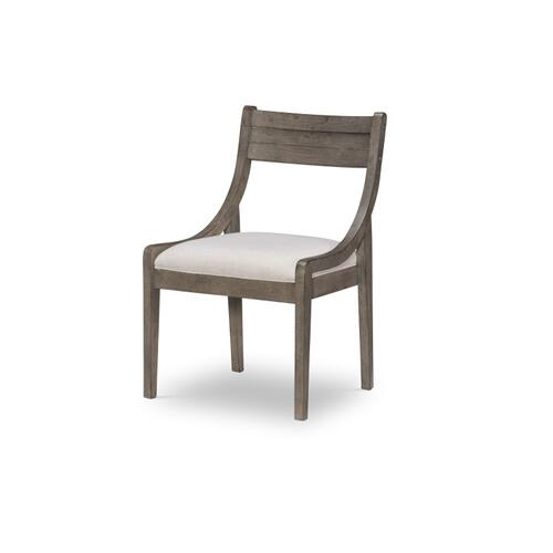 Greystone Sling Back Side Chair