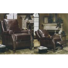See Details - 2006 Leather Recliner