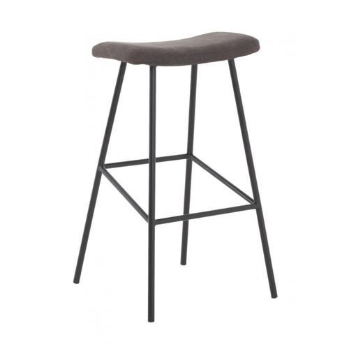 VIG Furniture - Modrest Nance - Modern Brown Bar Stool