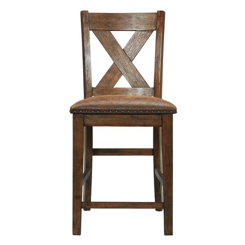 Gallery - Upholstered Barstool