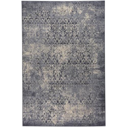 """Gallery - Metropolis-Victoria Indigo - Rectangle - 3'11"""" x 5'6"""""""