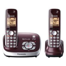 View Product - Expandable Cordless Phone with 2 Handsets
