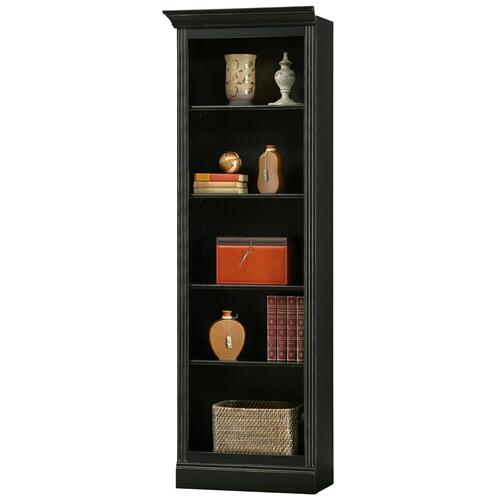 920-014 Oxford Left Return Bookcase