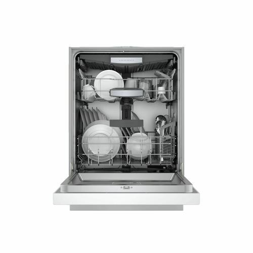 800 Series Dishwasher 24'' White SHE878ZD2N