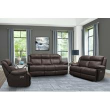 See Details - ECLIPSE - FLORENCE BROWN Power Reclining Collection