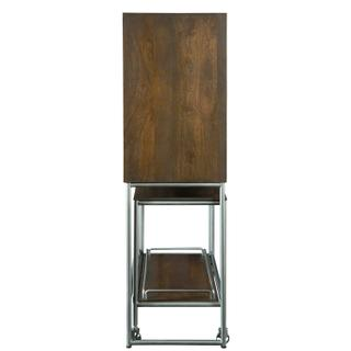 695-222 Bar Cart Wine & Bar Cabinet