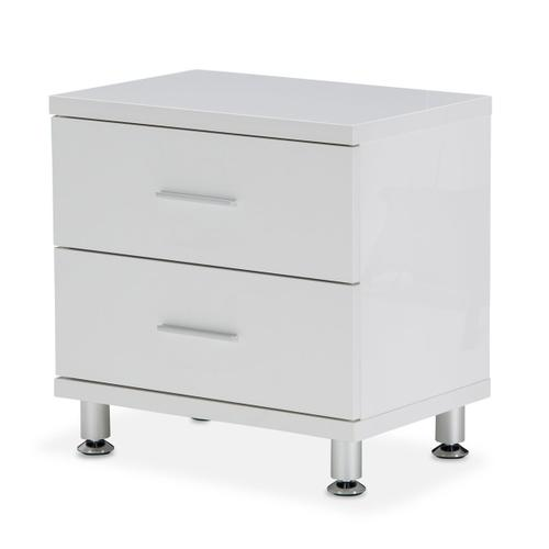 Nightstand Cloud White