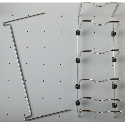 Rev-A-Shelf - 5DCH-2-1-CR - Canister system for Drawer Peg Board