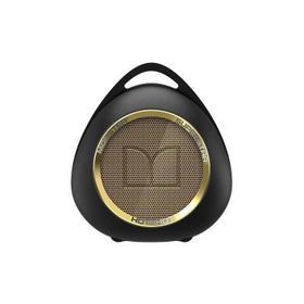 SuperStar HotShot Portable Bluetooth Speaker - Black with Gold