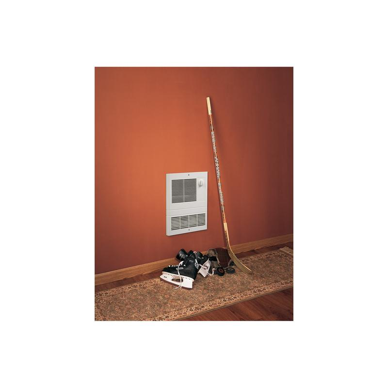 Broan® Wall Heater, High-Capacity, 1500W Heater, 120/240V
