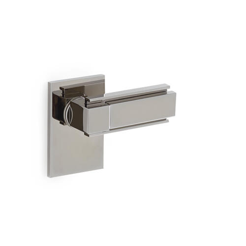 Polished Chrome Apollo Door Lever