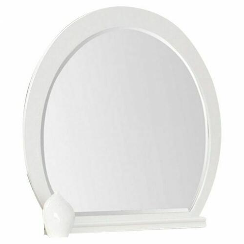 ACME Vivaldi Mirror - 20244 - White High Gloss