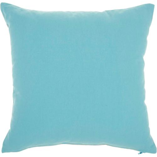 "Plushlines Ch343 Multicolor 18"" X 18"" Throw Pillow"