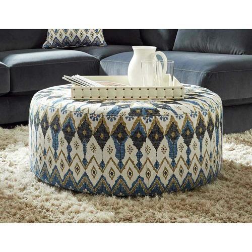 Franklin Furniture - 77618 Round Ottoman