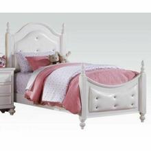 ACME Athena Twin Bed - 30200T KIT - White
