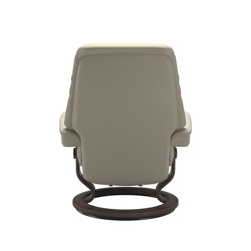 Stressless By Ekornes - Stressless® Sunrise (L) Classic chair with footstool