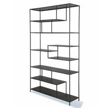 See Details - CROSSINGS SERENGETI Bookcase