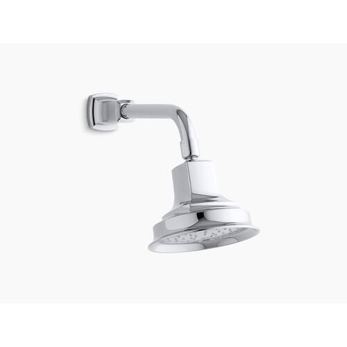 Vibrant Brushed Nickel 1.75 Gpm Single-function Showerhead With Katalyst Air-induction Technology