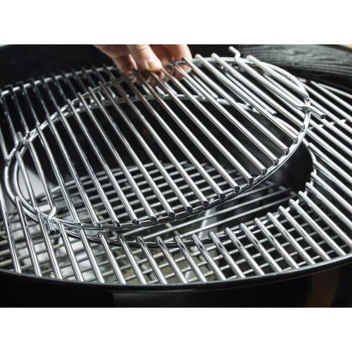 Weber - PERFORMER® DELUXE CHARCOAL GRILL - 22 INCH BLACK