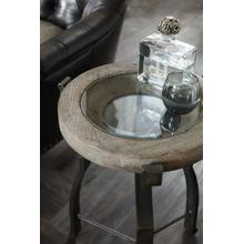 View Product - Modele Round End Table