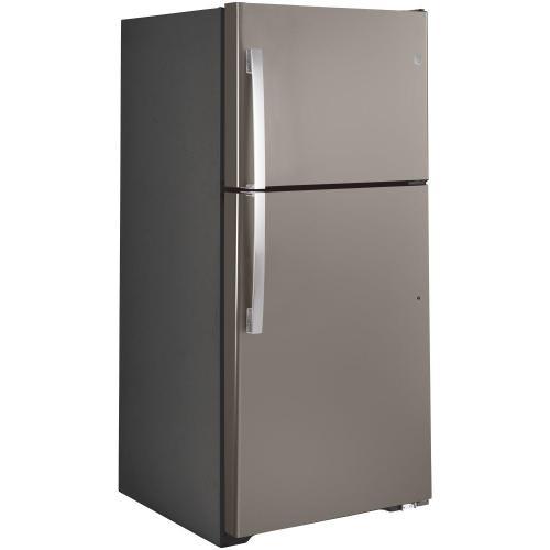 Gallery - GE® 21.9 Cu. Ft. Top-Freezer Refrigerator