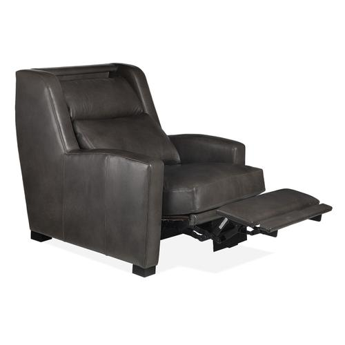 Hancock and Moore - 2M36-PRB YOUR WAY MOTION 2 PWR RECLINER W/BATTERY