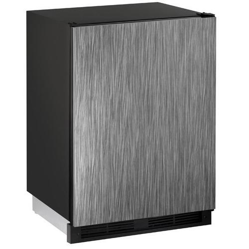"""24"""" Convertible Freezer With Integrated Solid Finish (115 V/60 Hz Volts /60 Hz Hz)"""