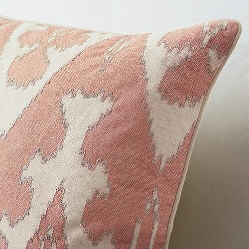 Bassett Furniture - Chandra Pillow Cover Blush