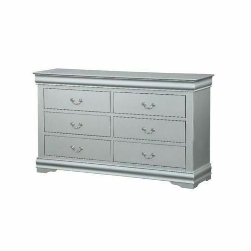 ACME Louis Philippe III Dresser - 26705 - Platinum