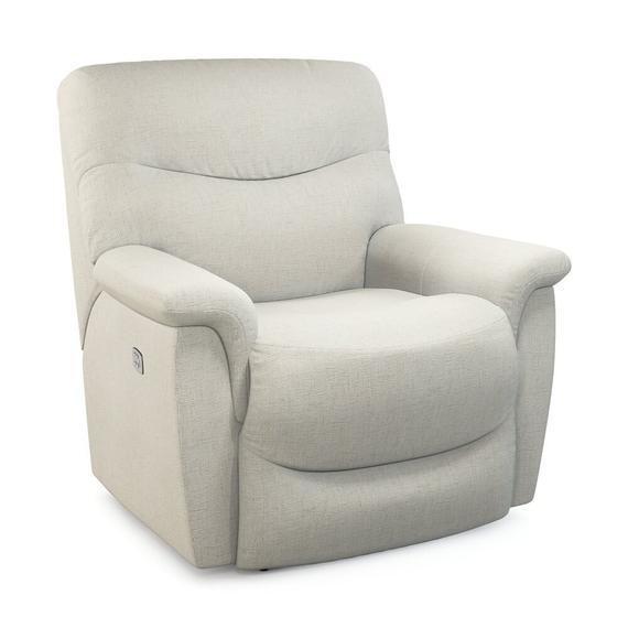 La-Z-Boy - James Power Reclining Chair w/ Headrest