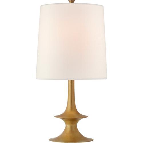 AERIN Lakmos 26 inch 100 watt Gild Table Lamp Portable Light, Medium