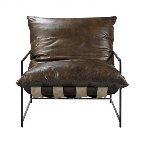 Classic Home - Palermo Accent Chair Chestnut