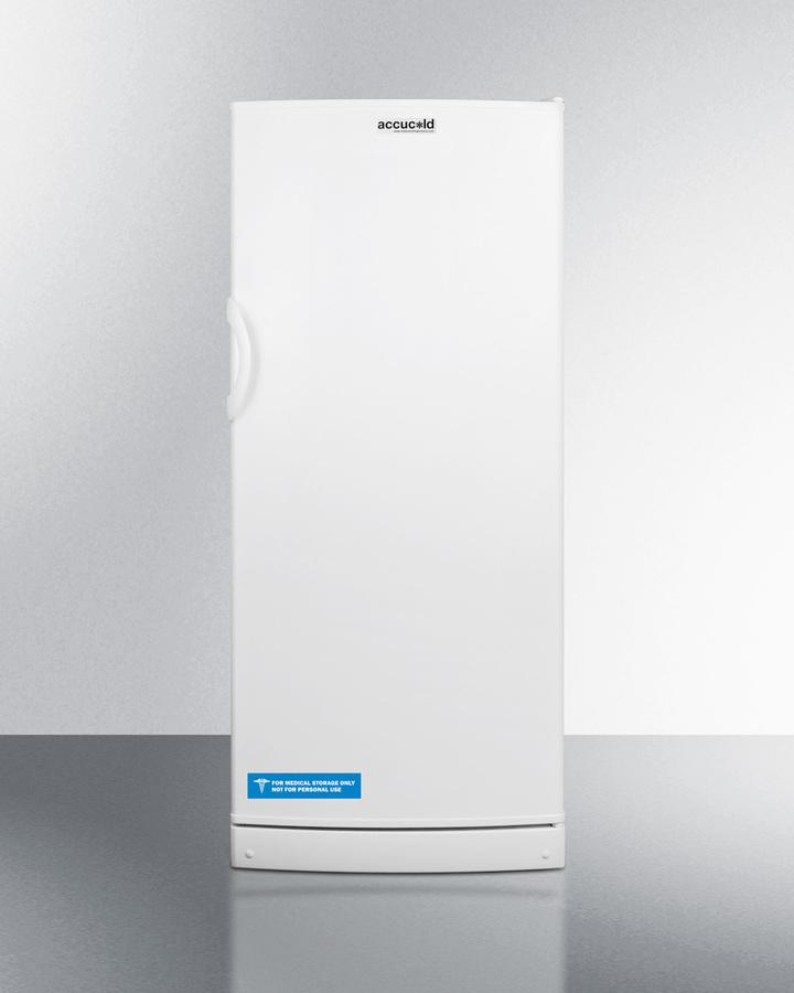 "Summit10.1 Cu.Ft. General Purpose Auto Defrost All-Refrigerator With Internal Fan In Thin 24"" Footprint"