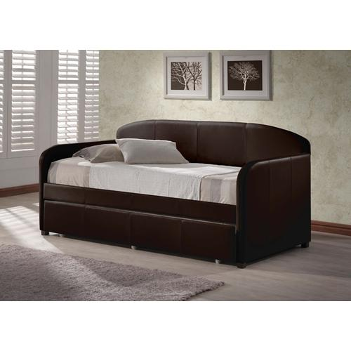 Gallery - Springfield Brown Daybed With Trundle
